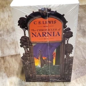 Vintage Chronicles of Narnia SEALED IN BOX